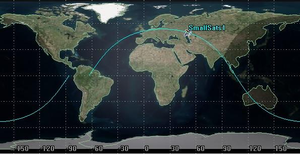 Agi Stk 10 Matlab Interface Satellite Ground Track