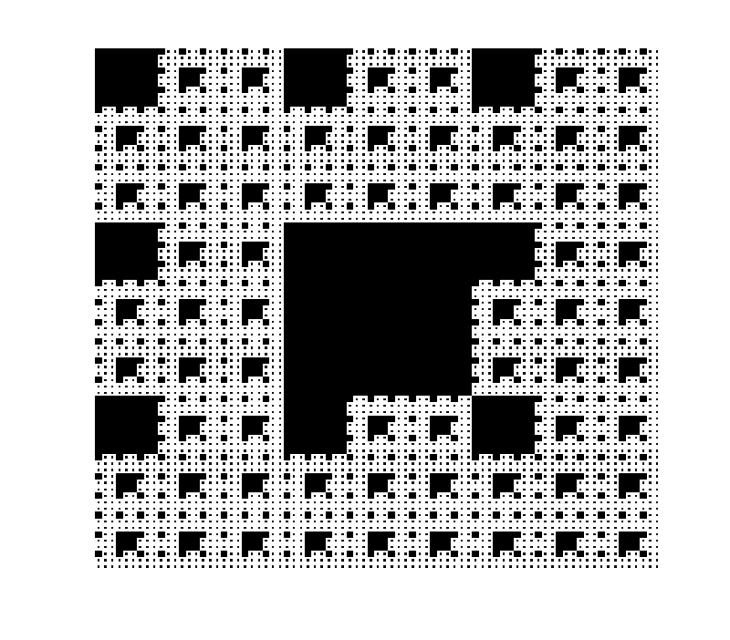 Cube Fractals