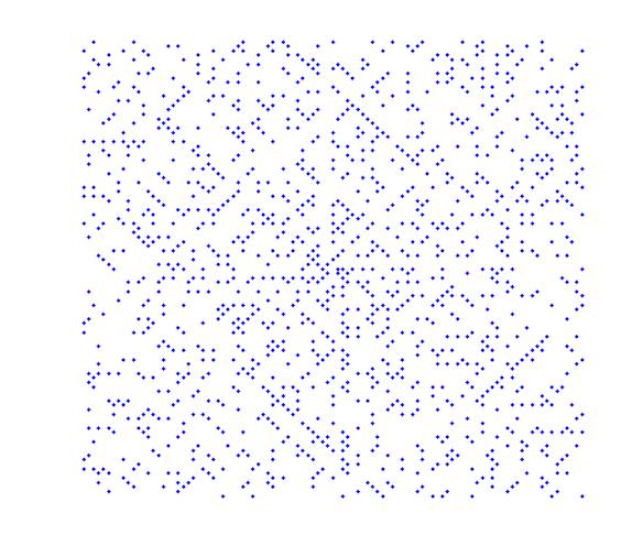 Voronoi diagram of Prime Spiral | Small Satellites